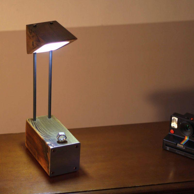Lampada accensione reed – lampada design da ufficio | T010