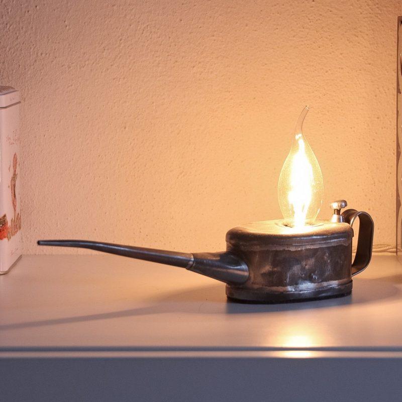 Lampada industral design – vintage luce parma | T016